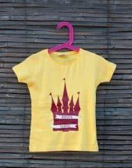 Camiseta Apropiate de tu castillo